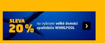 20 % Whirlpool