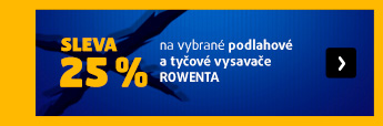 25 % Rowenta