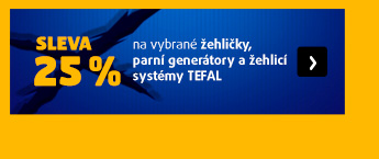 25 % Tefal