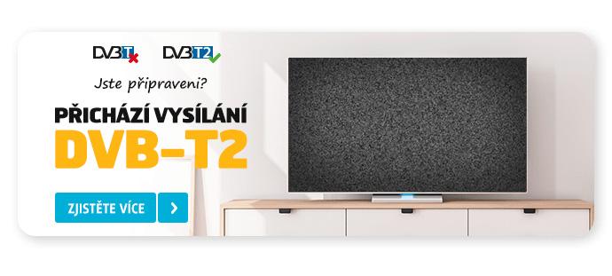PŘICHÁZÍ DVB-T2