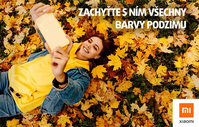 Zachyťte s ním všechny barvy podzimu