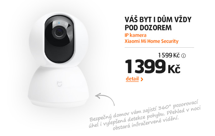 IP kamera Xiaomi Mi Home Security