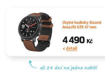 Chytré hodinky Xiaomi Amazfit GTR 47 mm
