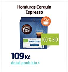 Honduras Corquin Espresso