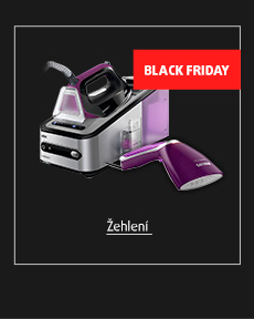 Black Friday: Žehlení