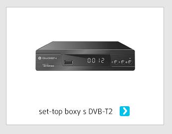 set-top boxy s DVB-T2