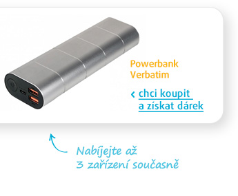 Powerbank Verbatim