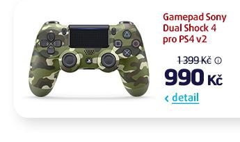 Gamepad Sony Dual Shock 4 pro PS4 v2