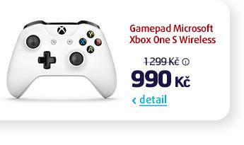 Gamepad Microsoft Xbox One S Wireless
