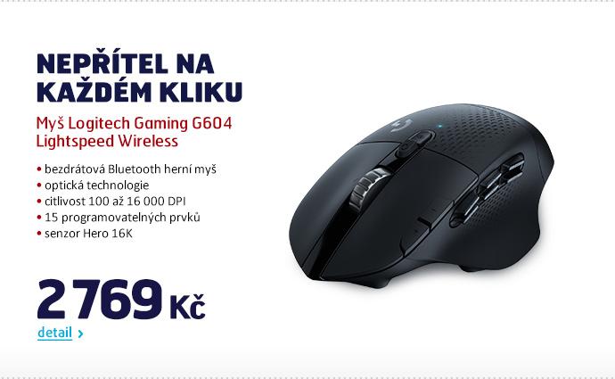 Myš Logitech Gaming G604 Lightspeed Wireless