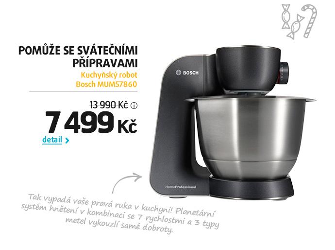 Kuchyňský robot Bosch MUM57860