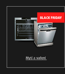 Black Friday: Vaření a mytí nádobí