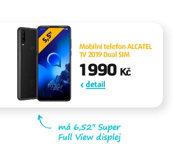 Mobilní telefon ALCATEL 1V 2019 Dual SIM