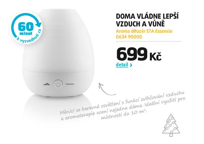 Aroma difuzér ETA Essencio 0634 90000