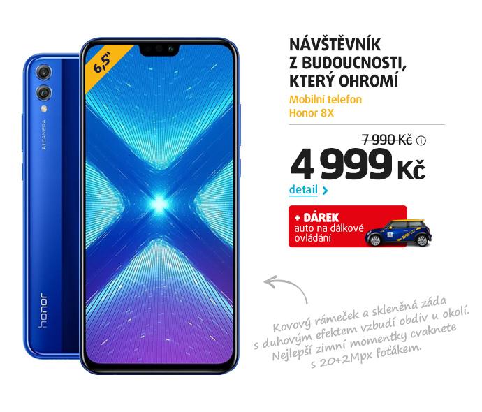 Mobilní telefon Honor 8X