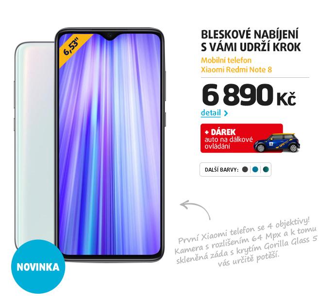 Mobilní telefon Xiaomi Redmi Note 8