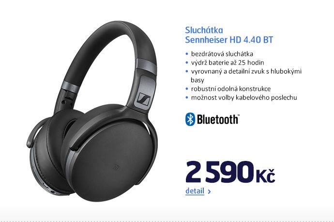 Sluchátka Sennheiser HD 4.40 BT