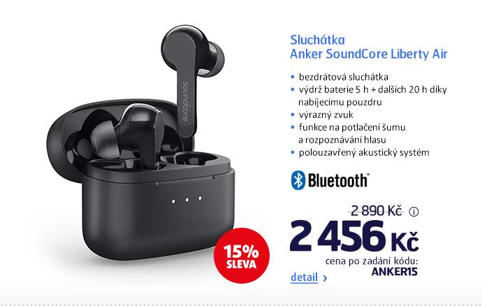 Sluchátka Anker SoundCore Liberty Air