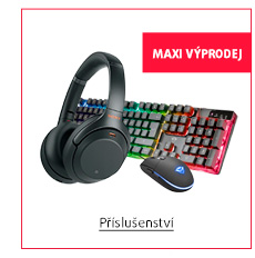 MAXI Výprodej: Příslušenství