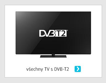 TV s DVB-T2