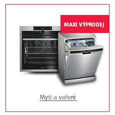 MAXI Výprodej: Mytí a vaření