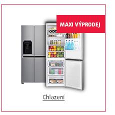 MAXI Výprodej: Chlazení
