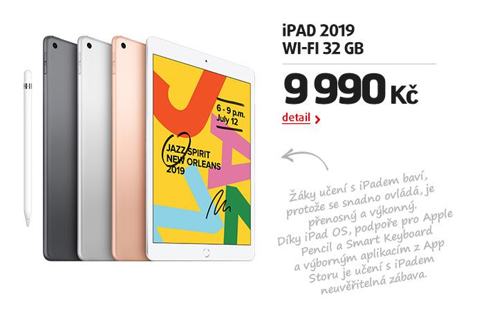 iPad 2019 Wi-Fi 32 GB