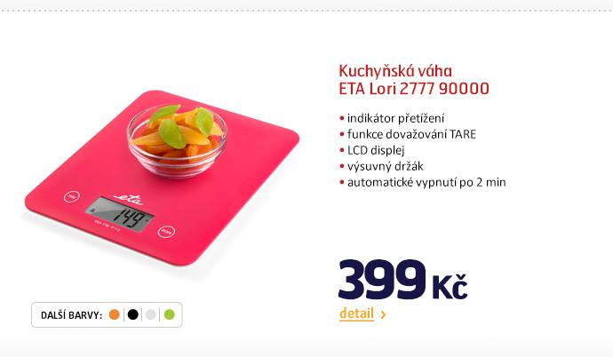 Kuchyňská váha ETA Lori 2777 90000