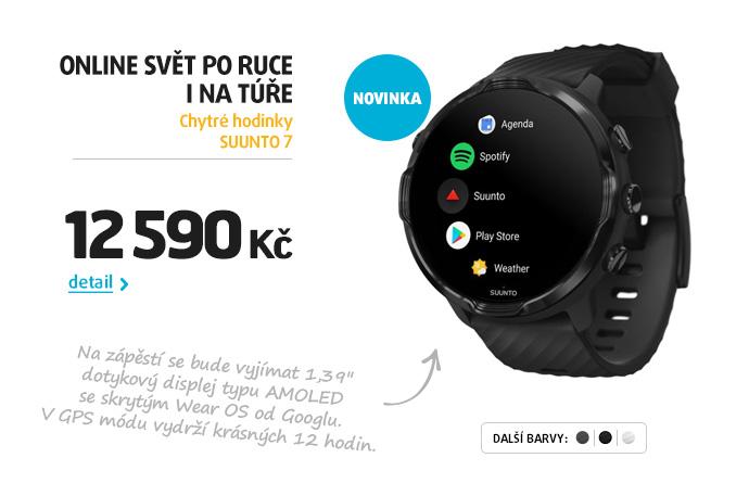 Chytré hodinky SUUNTO 7