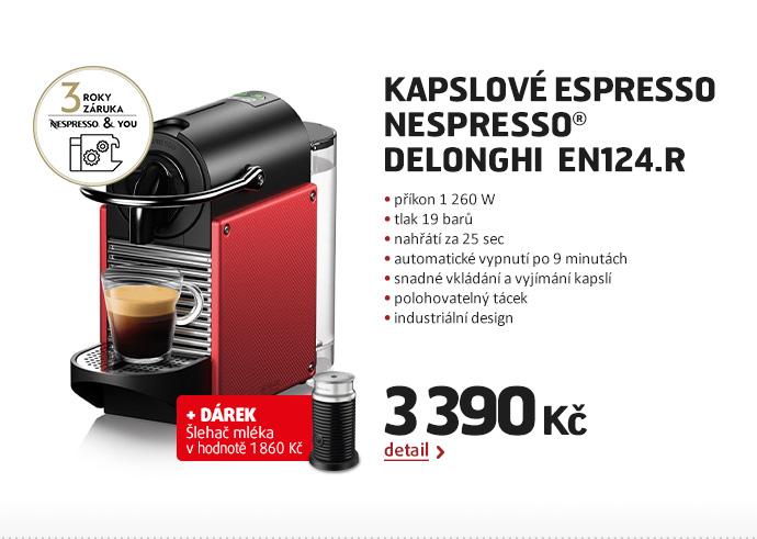Kapslové espresso Nespresso® DeLonghi  EN124.R