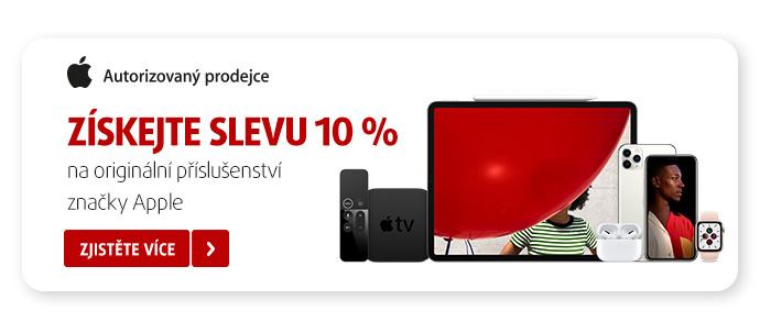 Apple 10 % sleva na příslušenství
