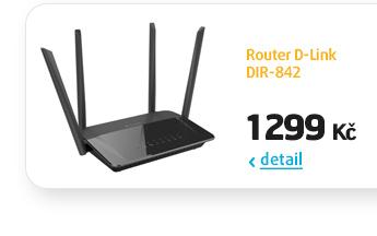 Router D-Link DIR-842