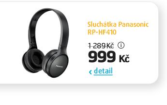 Sluchátka Panasonic RP-HF410