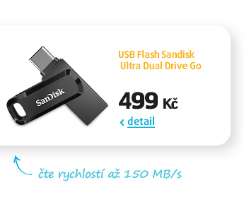 USB Flash Sandisk Ultra Dual Drive Go