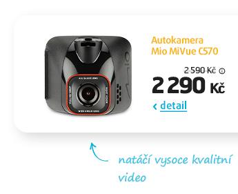 Autokamera Mio MiVue C570
