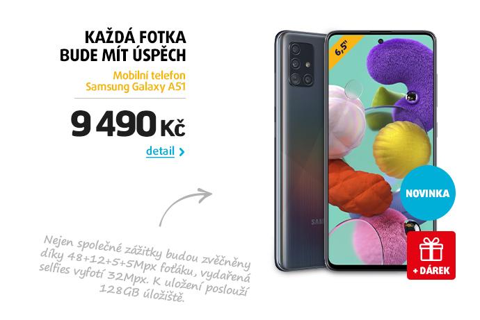 Mobilní telefon Samsung Galaxy A51