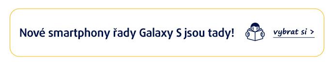 Nové smartphony řady Galaxy S jsou tady!
