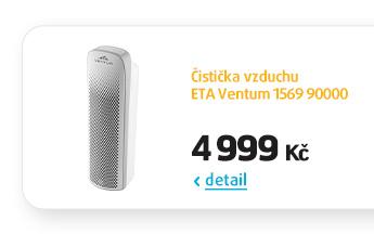 Čistička vzduchu ETA Ventum 1569 90000