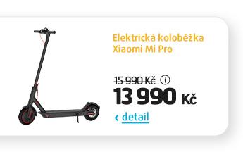 Elektrická koloběžka Xiaomi Mi Pro
