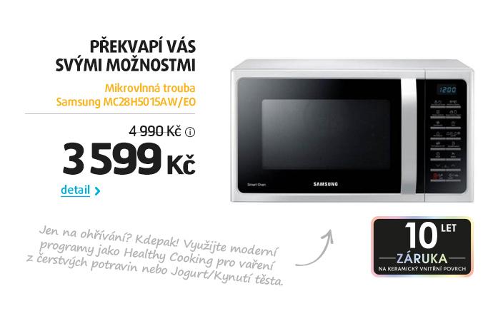 Mikrovlnná trouba Samsung H500 MC28H5015AW/EO