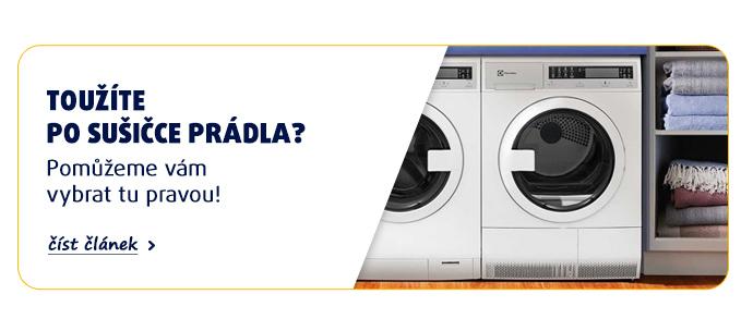 Toužíte po sušičce prádla? Pomůžeme vám vybrat tu pravou!