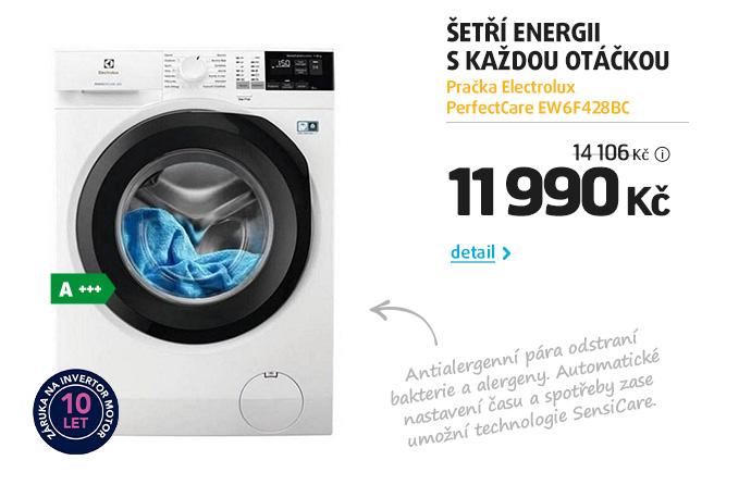 Pračka Electrolux PerfectCare EW6F428BC