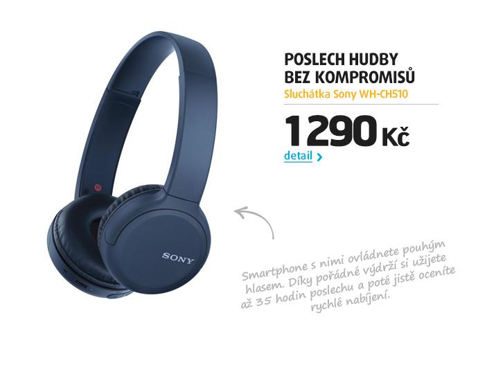 Sluchátka Sony WH-CH510