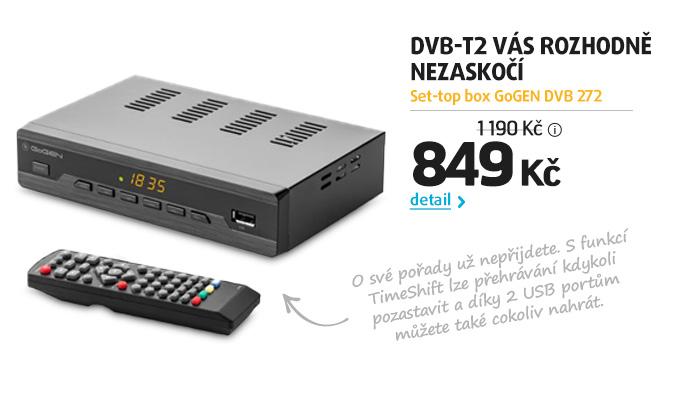 Set-top box GoGEN DVB 272