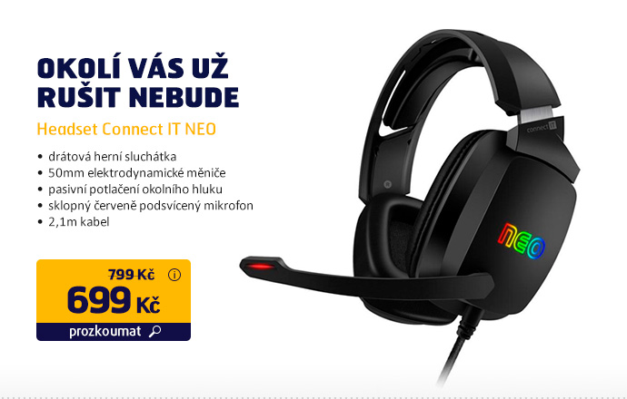 Headset Connect IT NEO