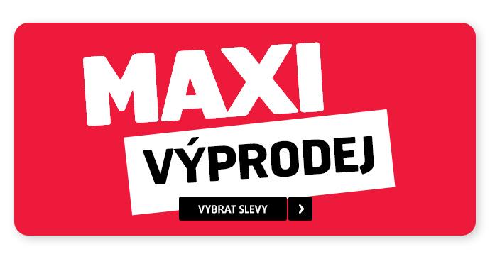 Banner MAXI Výprodeje