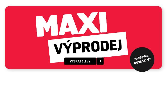 banner Maxi výprodej