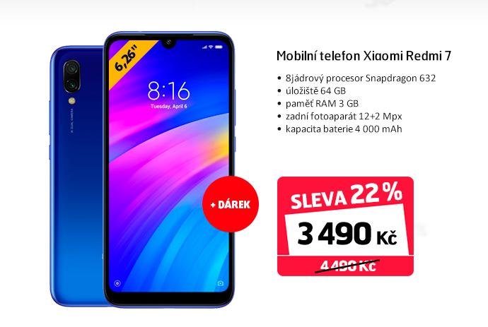 Mobilní telefon Xiaomi Redmi 7