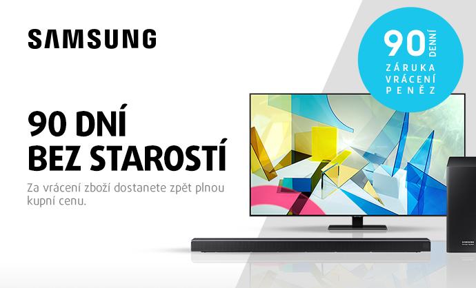 Samsung 90 dní na vrácení