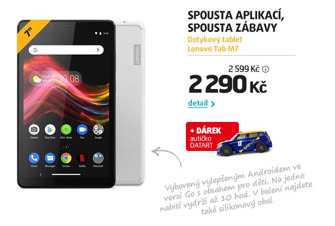 Dotykový tablet Lenovo Tab M7